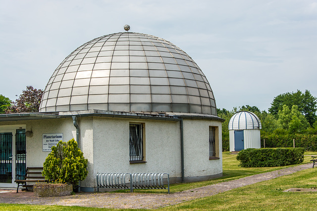 (184/365) Sternwarte Lübz