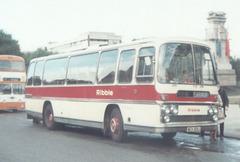 Ribble (NCK 109J) at Rochdale - Sept 1972