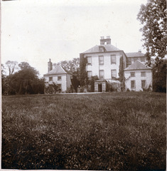 Carronhall House, Larbert, Stirlingshire, Scotland (Demolished)