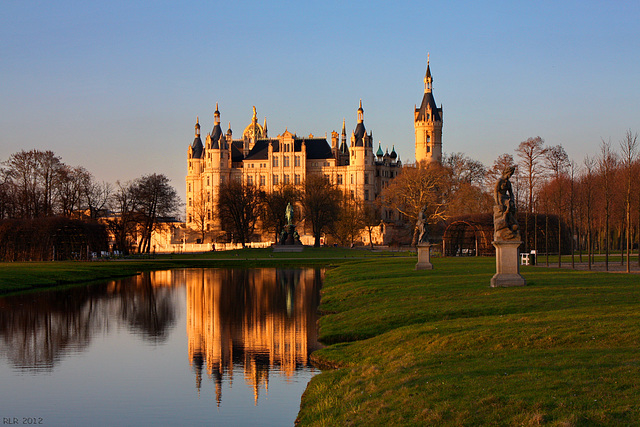 Schwerin, Schloss