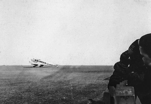 Biplane G-AC2P