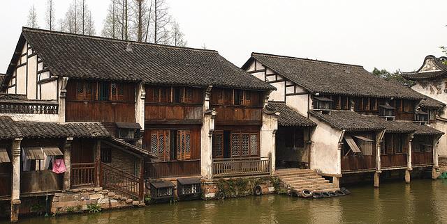 Homes In Wuzhen