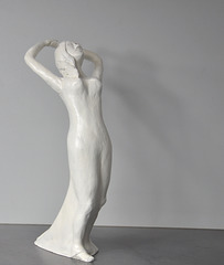 Modelage Irène Collard