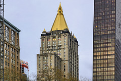 The New York Life Building – Viewed from Madison Square Park, Broadway at 23rd Street, New York, New York