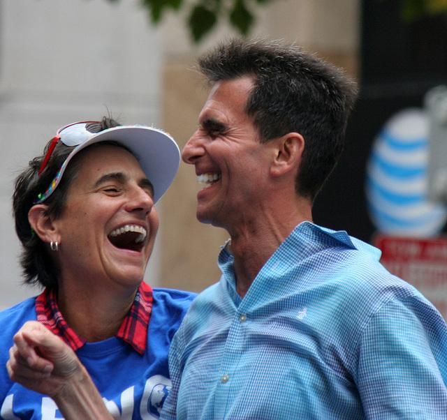 San Francisco Pride Parade 2015 - Mark Leno (5921)