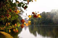 ... autumn in Racconigi ...