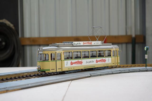 Straßenbahn Wuppertal Spur II 072