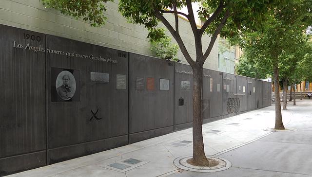 LA Biddy Mason Park (#0643)