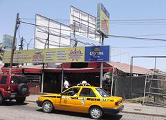 Taxi & Corona