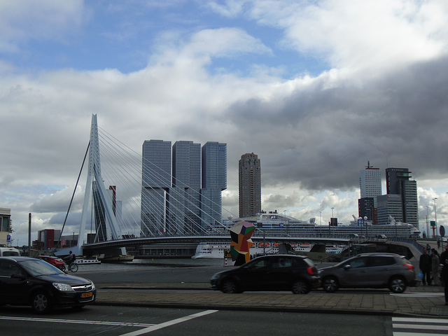 Rotterdam -Erasmusbrug