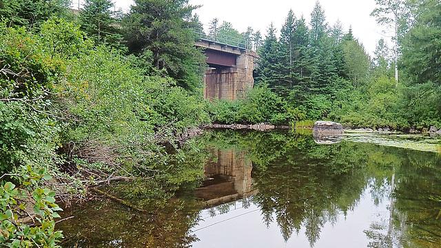 Depew River, Ontario.
