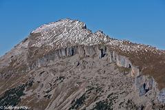 Ifenmauer - Ifen wall (3xPiP)