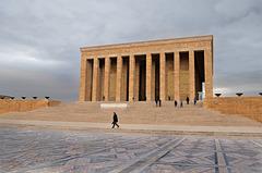 Mausoleum Atatürk