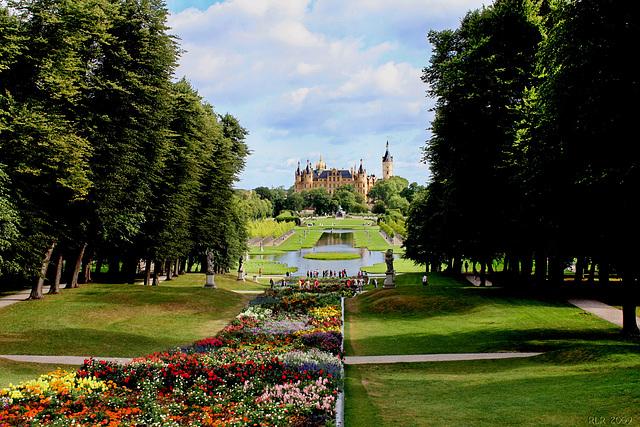 Schwerin, Schlossgarten
