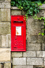 Post Box by Tamron 70-210mm f/2.8