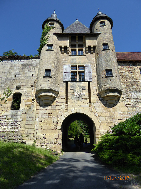 chateau d'EXCIDEUIL
