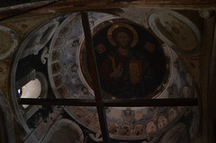 The Island of Tilos, In the Church of the Monastery of Aghios Panteleimonas