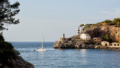 The Wonders of Mallorca:  Port de Sóller -  The lighthouses