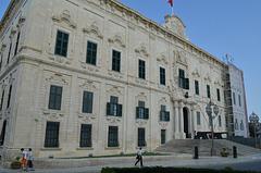 Malta, Valetta, Auberge de Castile (Prime Minister's Office)