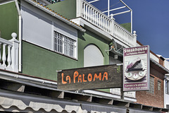 La Paloma Restaurant – Pedregalejo, Málaga, Andalucía, Spain