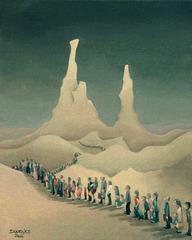 Au désert...