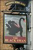 old Black Swan sign