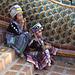 Girls in Traditional Dress (Location forgotten)