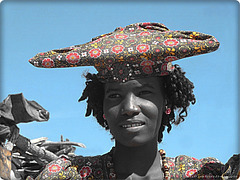 Namibia/Herero Woman
