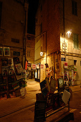 rue, Avignon