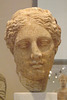 Female Head (Possibly Hygieia?) from Telea in the National Archaeological Museum of Athens, May 2014