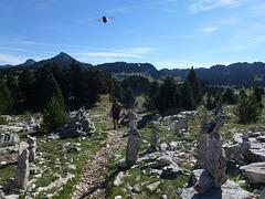 20150828 -30 La chapelle en Vercors Rando-Spéléo (10)