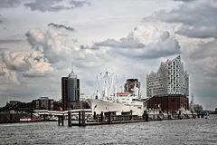 Hamburg waterfront