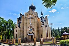 Parish of the Nativity of St. John the Baptist - an Orthodox parish in Hajnówka, in the Hajnówka deanery of the diocese of Warsaw and Bielsko,Poland