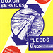 Tyne Tees Mersey service timetable leaflet cover 1972
