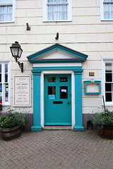 The Angel Inn, Thoroughfare, Halesworth, Suffolk