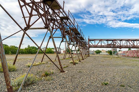 rusty frameworks