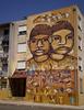 Mural by Pol Corona (Argentina).