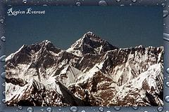 Mont Everest, sommet du monde