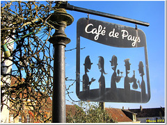 """Bienvenue au """"Café de pays"""""""