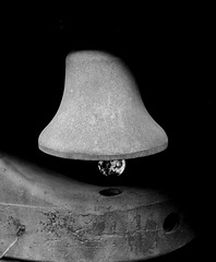 Rusty Bell (BW)