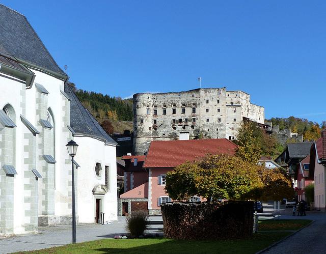 Gmünd in Kärnten - Burg Gmünd