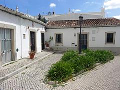 A delightful little street in Sao Bras de Alportel.