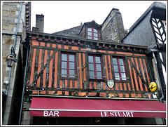 Maison dite de la croix verte à Dol de Bretagne (35)