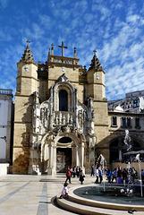 Coimbra - Mosteiro de Santa Cruz