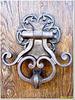 A true work of art (door knocker)