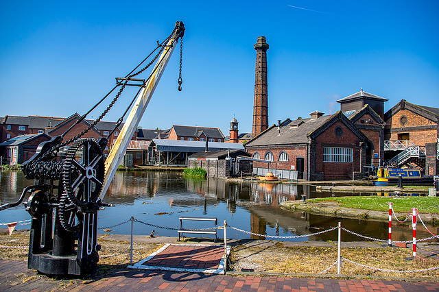 Ellesmere Port boat museum1