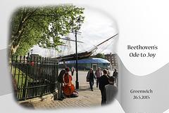 Ode to Joy - Greenwich - 26.5.2015