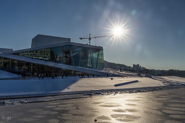 Oslo Opera House (PiP)