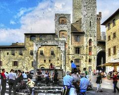 San Gimignano. ©UdoSm