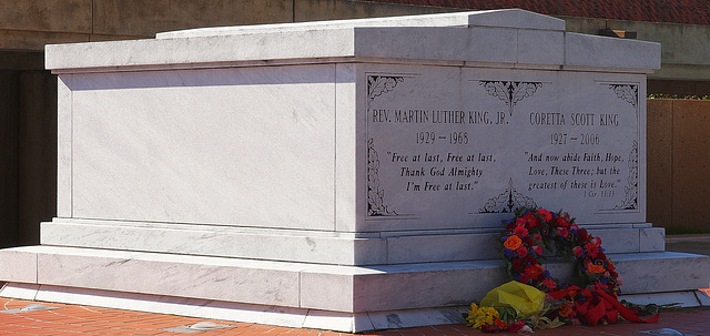 Martin Luther King's Tomb
